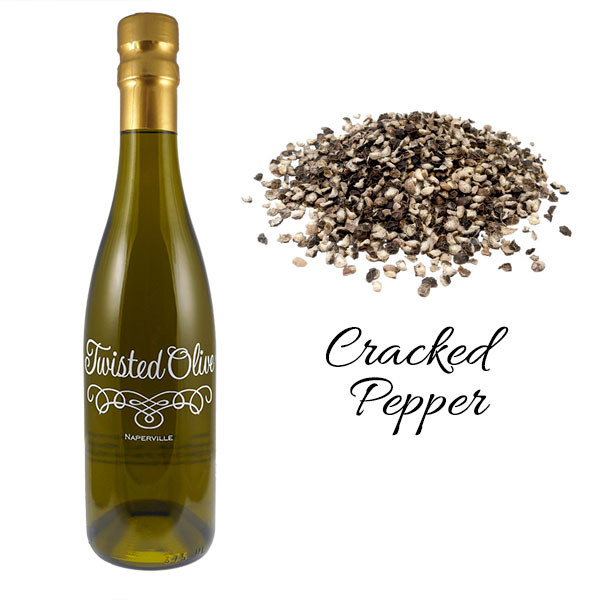 Cracked Pepper EVOO 12.7oz